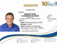 10º Encontro Empresarial do Sindilojas Belém